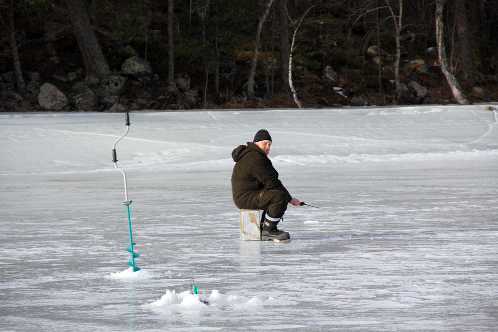 Зимняя рыбалка 2013