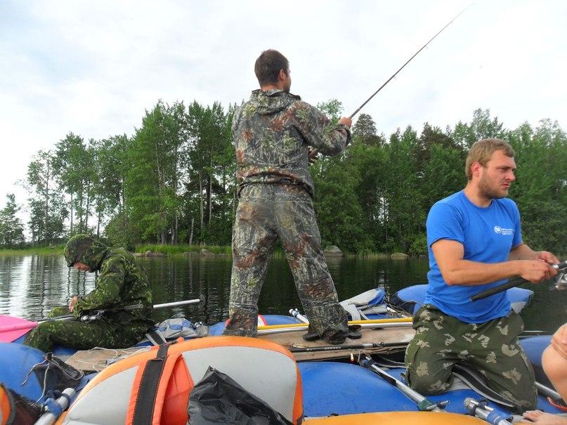 рыбалка в карелии летом 2016 отчеты